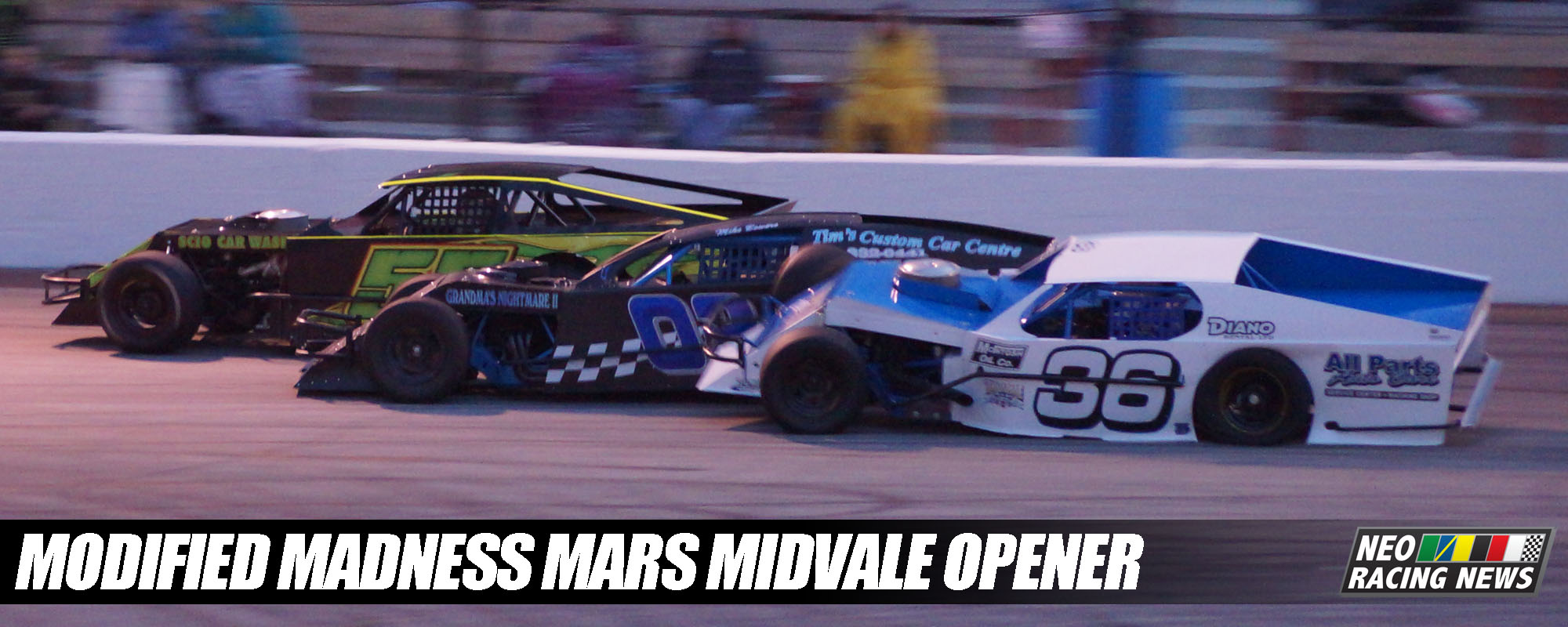 PHOTOS: Midvale Speedway Opener