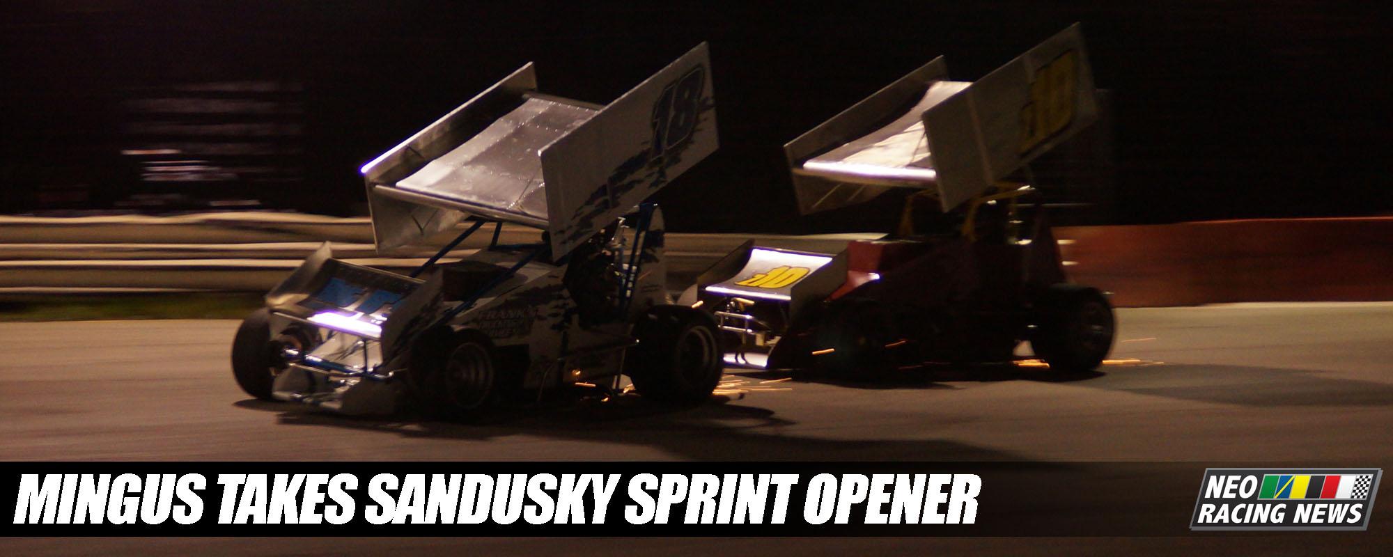 PHOTOS: Sandusky Speedway Opener