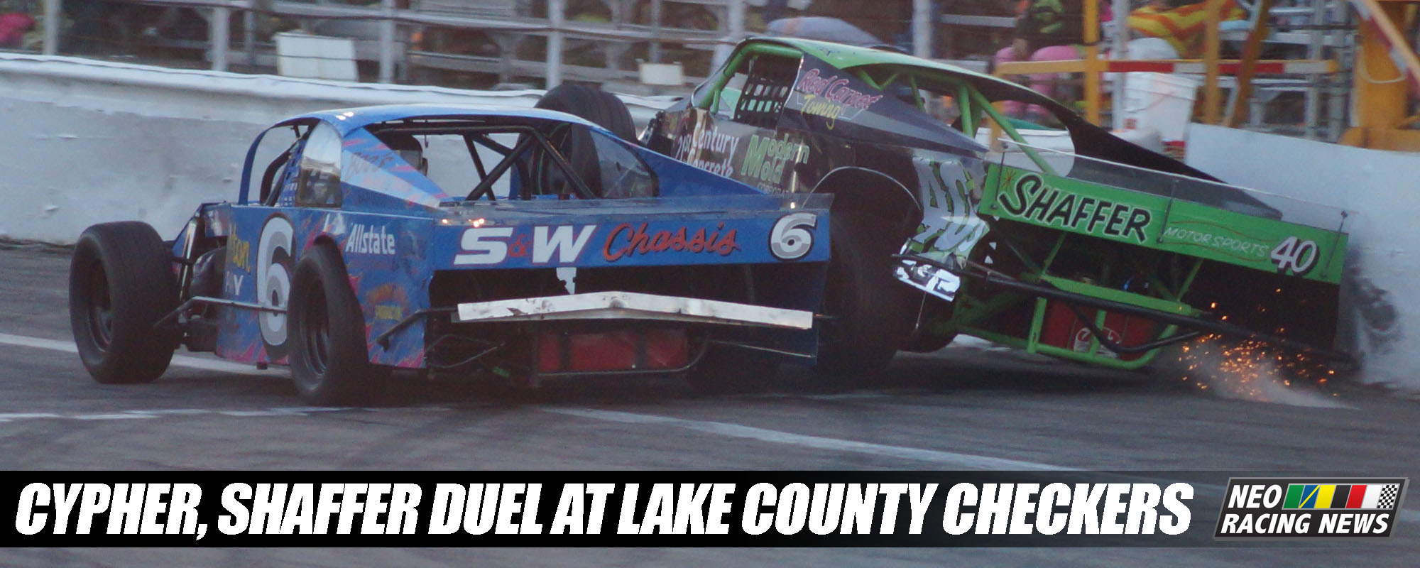 PHOTOS: Lake County Speedway 5/17/14
