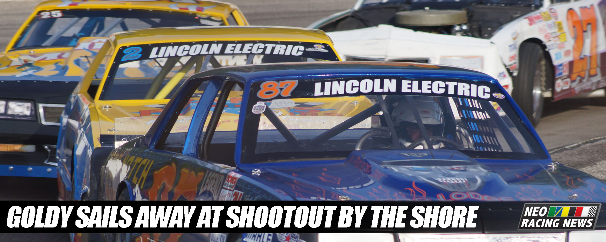 PHOTOS: Shootout by the Shore @ Lake County Speedway